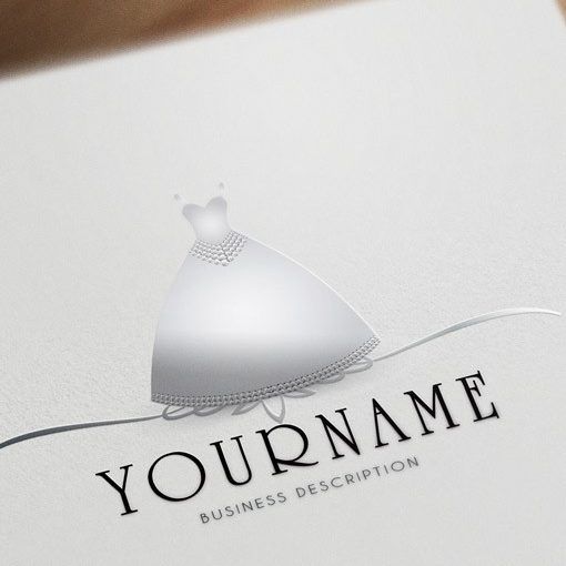 brides Salon logo template design