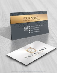 Bronze Swords Logo card