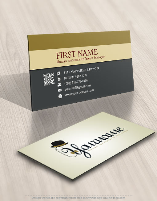 Exclusive design vintage detective logo compatible free business vintage detective logo card design online reheart Image collections