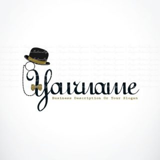 Vintage Detective Logo for sale