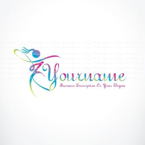 Woman Dancing Logo
