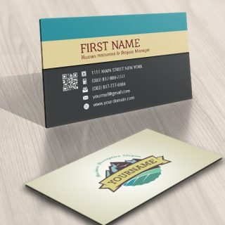 buy Mountain View Logos card design