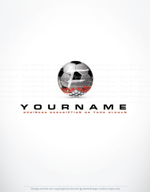 Soccer Logo FREE Business Card