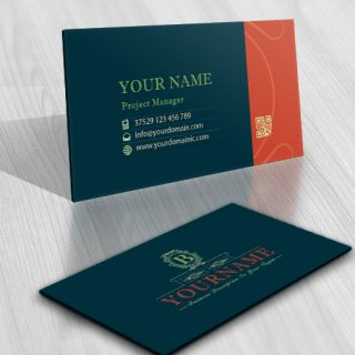 Interior-Design Logo card online