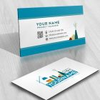 Interior Design Logo business card