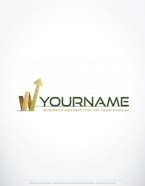 exclusive design finance accounting logo free business card
