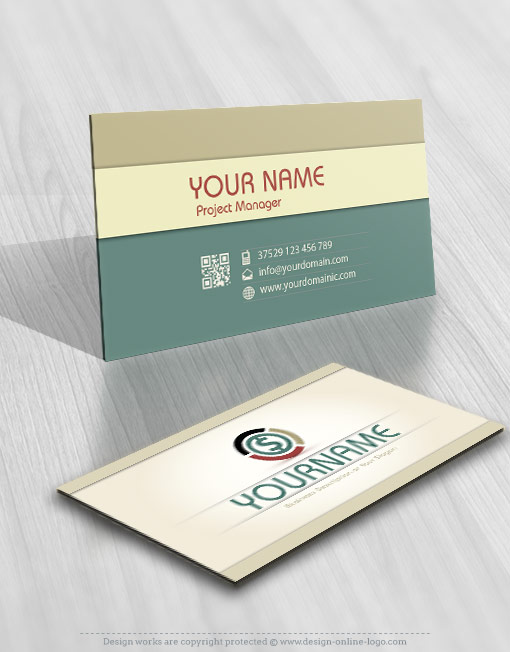 Finance Money $ logo card templates