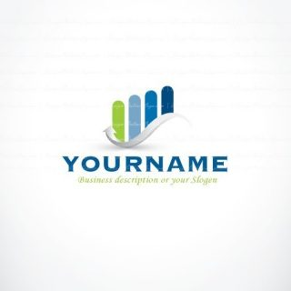 Finance Accountant logo template online