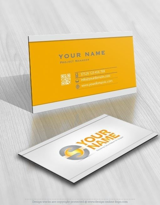 buy online Holding the Sun light logo free card design