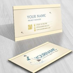 Cleaning company logos for sale online free card design