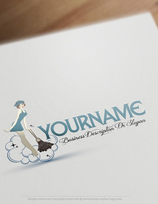 Cleaning company logos for sale online
