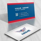 USA America wings Logos free card design