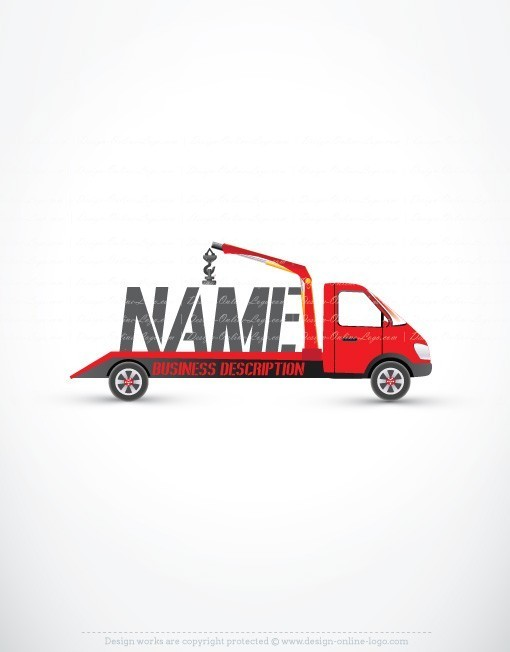 exclusive design buy tow truck logo free business card rh design online logo com tow truck business logos tow truck logos