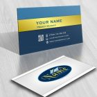 Real Estate Construction Logos FREE Business Card