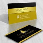 Exclusive Design: luxury Jewelry Logo + FREE Business Card