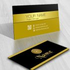 diamonds Jewelry Logo + FREE Business Card