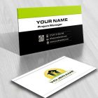 Human Estate Logo + FREE Business Card