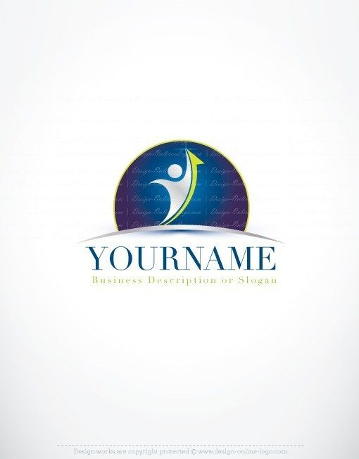 Buy Finance Human logo design online