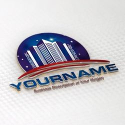 Buy real-estate Logos + FREE Business Card
