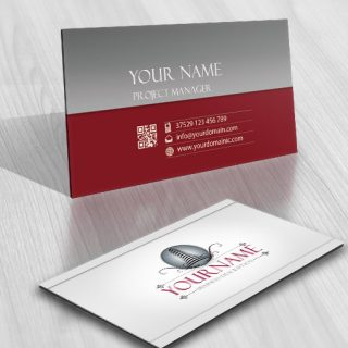 Online Real estate logo design with abstract buildings