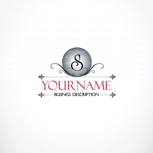 Exclusive Design: Online Initial Logo + FREE Business Card. Alphabet online Logos