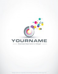 Buy online Abstract Logo