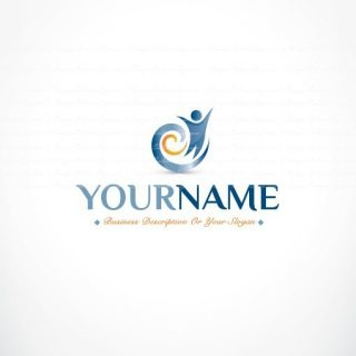 Exclusive Design Abstract people logos FREE Business Card