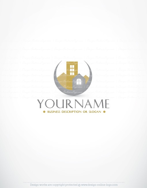 Realty Logo templates