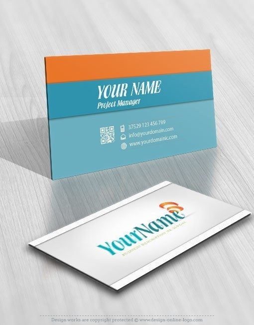 Exclusive Design: Spiral cool Logo + FREE Business Card