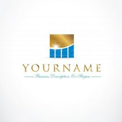 Exclusive design Online Finance logo
