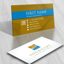 Exclusive design Online Finance logo FREE Business Card