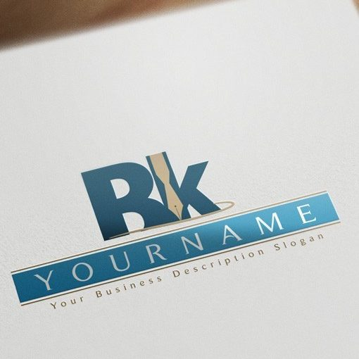 Design Alphabet online Logo template FREE Business Card