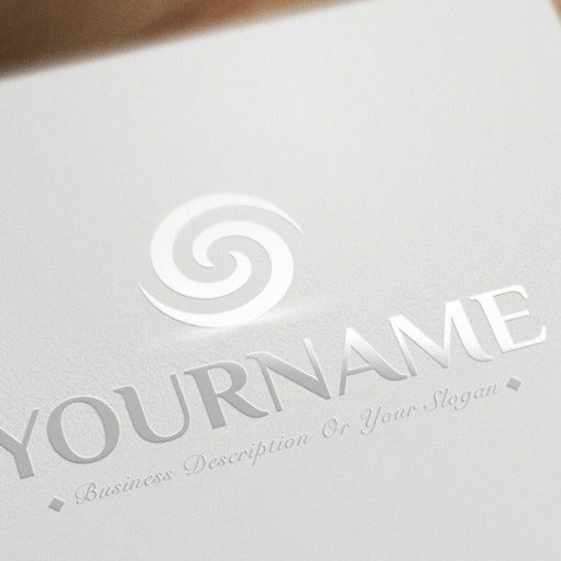 Exclusive Design: Spiral company Logo + FREE Business Card
