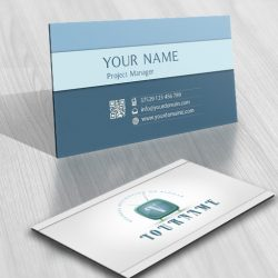 Video TV Productions Logo + FREE Business Card