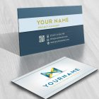 Exclusive Design 3D Infinity Online Logo + FREE Business Card
