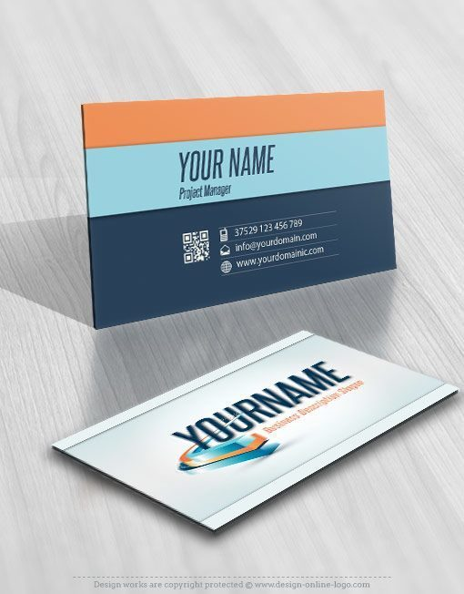 Exclusive Design: 3D Online Path Logo + FREE Business Card