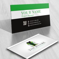 Abstract Buildings online Logo + FREE Business Card