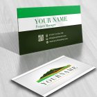 Exclusive Design: Mountains Hills Online Logo + FREE Business Card