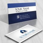 Exclusive Design: Hands Real Estate online Logo + FREE Business Card