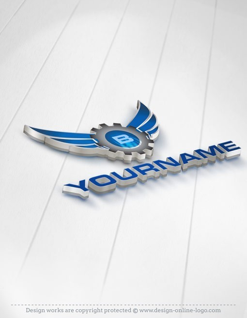 ready made Industry logo online