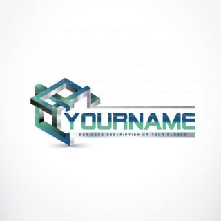 3020-online-3D-Abstract-logo-design-template
