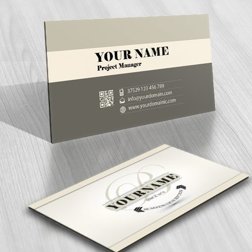 3023-Alphabet-vintage-logo-business-card-design
