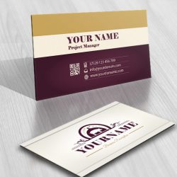 3024-vintage-Restaurant-logo-business-card-design