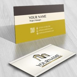 3030-3D-Real-Estate-online-logo-business-card-design
