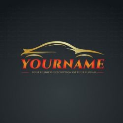 3038--car-ready-made-exclusive-logo-design