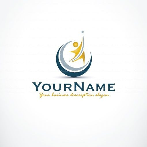 3045-ready-made-human-company-exclusive-logo-design