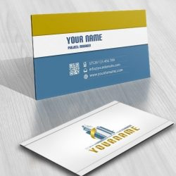 3048-realty-arrow-logo-business-card-design