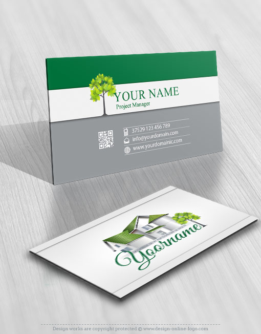 3050-realty-logo-business-card-design
