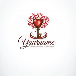 3055-online-tree-hearts-logo-design-templates