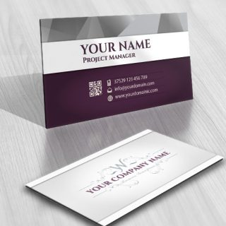 3060-online-Alphabet-logo-business-card-design